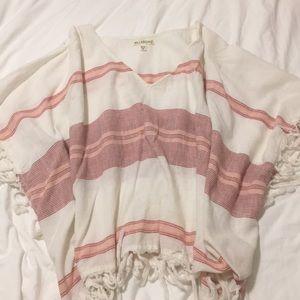 Billabong Linen Poncho
